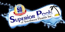 Superior Pools 2019 Medalion Logo